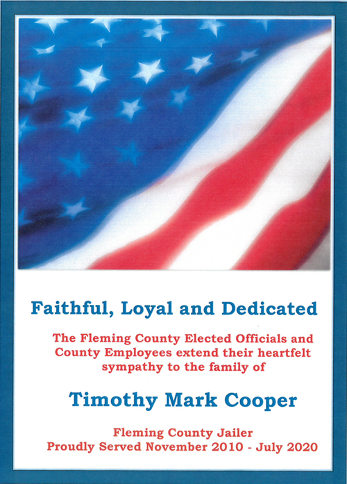 Timothy Mark Cooper